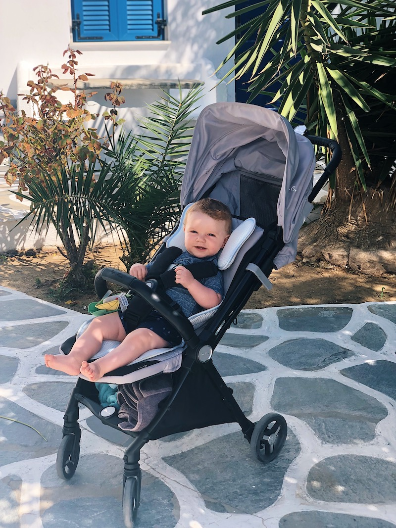 Silvercross Jet Travel Stroller