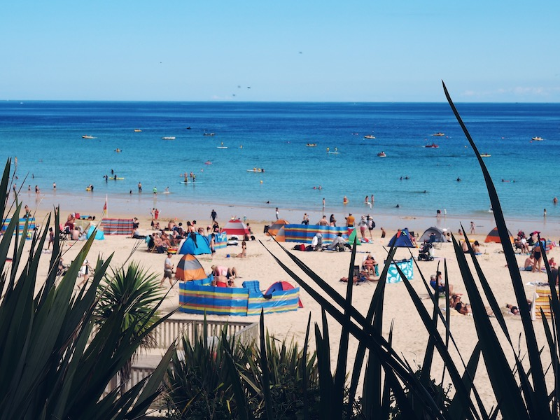 St. Ives Beaches