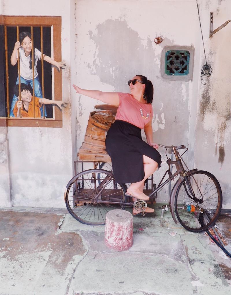 I Want Pau at Ming Xiang Tai Pastry Shop, Armenian Street