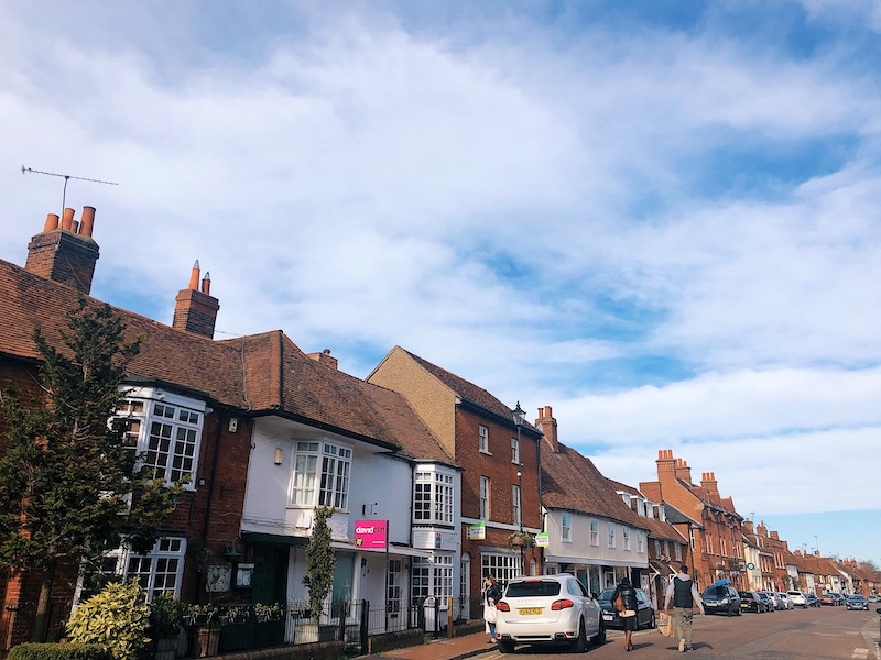 Local Businesses Offering Food Delivery & Takeaways In Wokingham