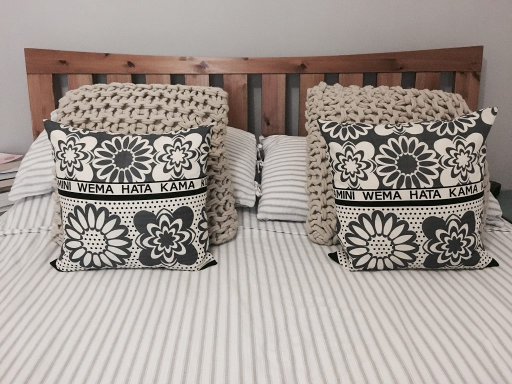 The Travel Journo Swahili Cushions