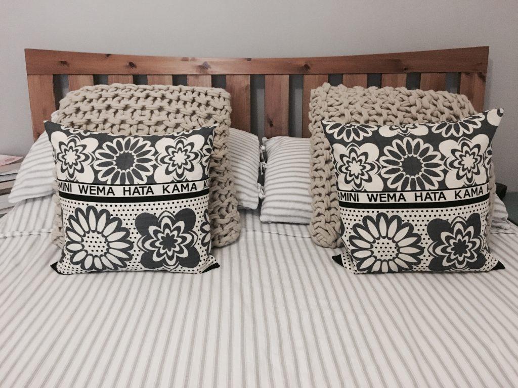 The Travel Journo Swahili Cushions