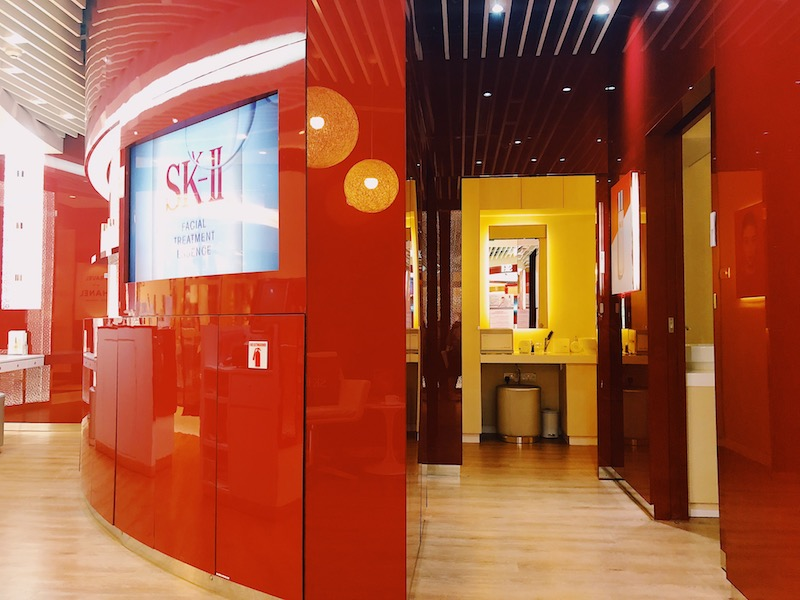 Shilla Beauty Loft Singapore Changi Airport