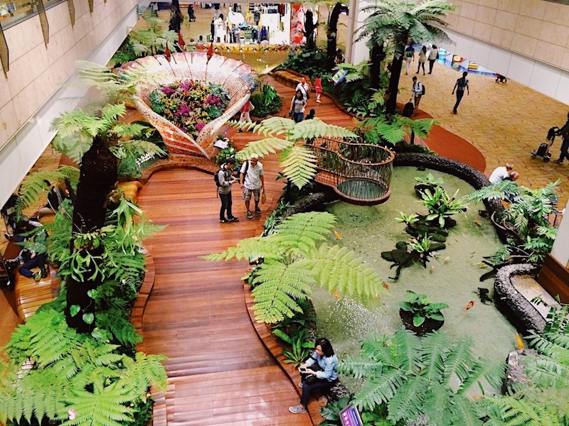 Best Layover Ever: Most Indulgent Things To Do Singapore Changi Airport