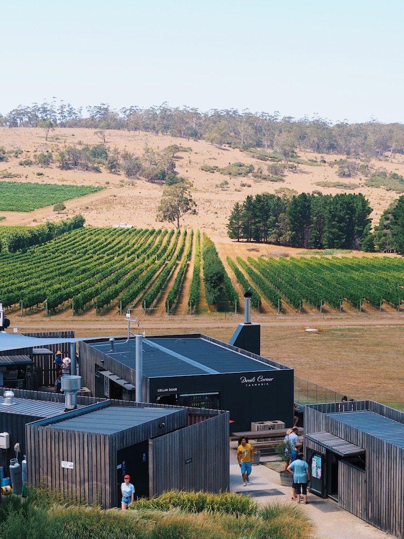 Devil's Corner Winery Tasmania