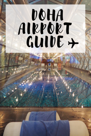 What to do at Doha Airport