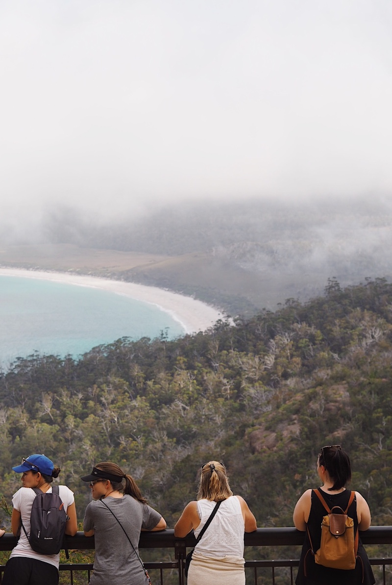 Wineglass Bay Lookout, Freycinet National Park, Tasmania