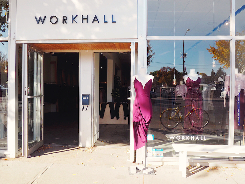 Workhall Studio Edmonton