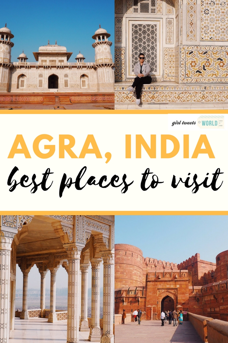 There's much more to Agra than the Taj Mahal. Discover the best places to visit in Agra from Mughal forts to palaces, tombs, gardens and tourist-friendly restaurants.