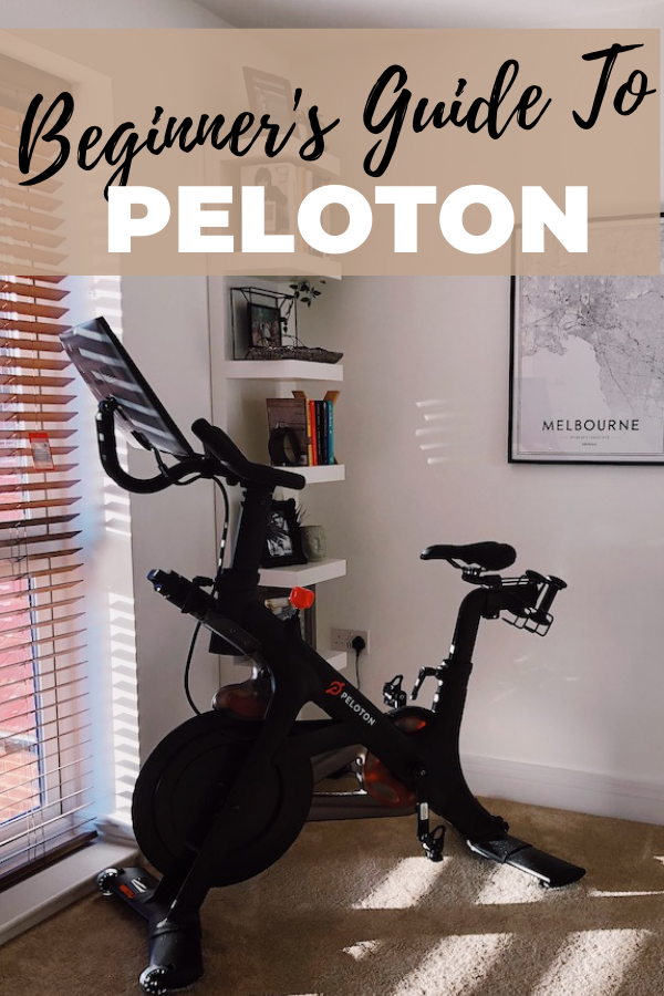 Beginner's guide to Peloton pin