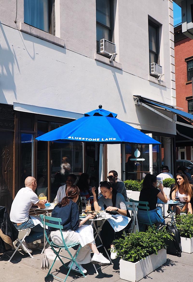 Bluestone Lane Greenwich Avenue
