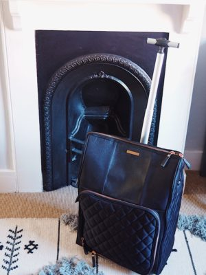 Best Carry On Luggage For Women: Travel Hack Pro Cabin Case Review