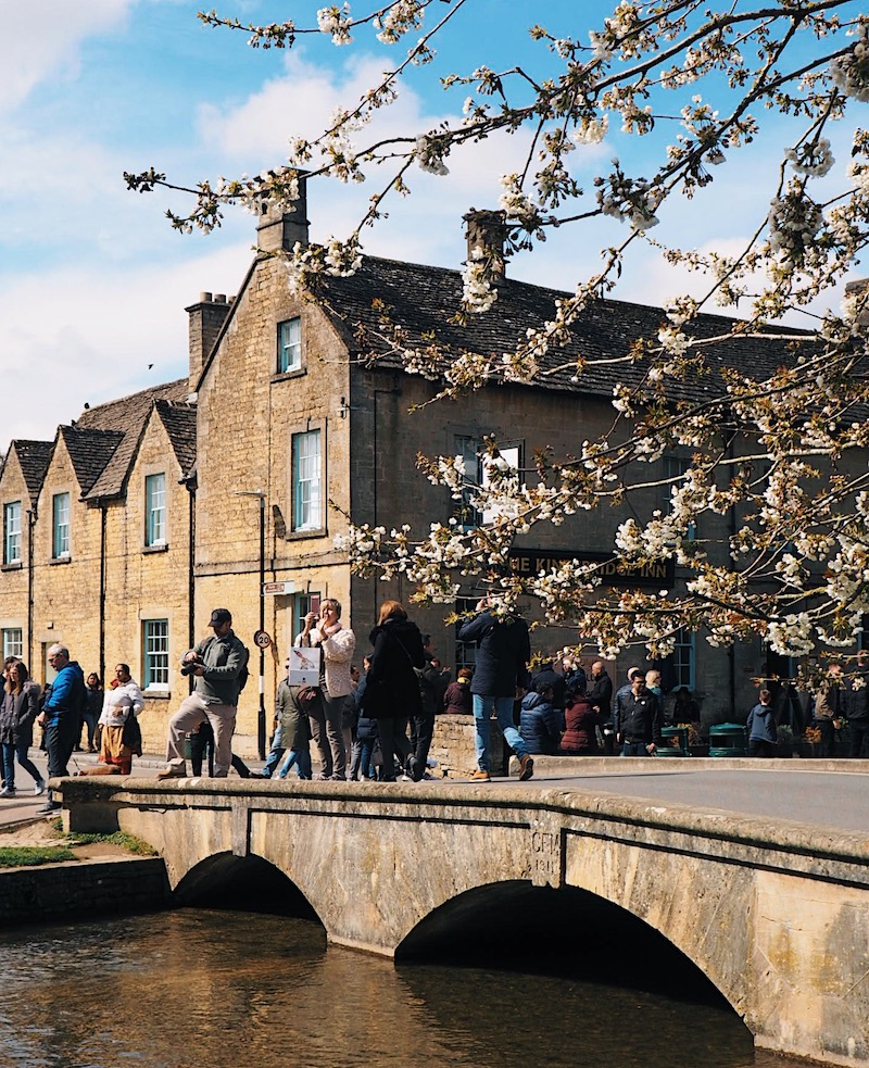 Best places to visit in The Cotswolds - Bourton on the Water