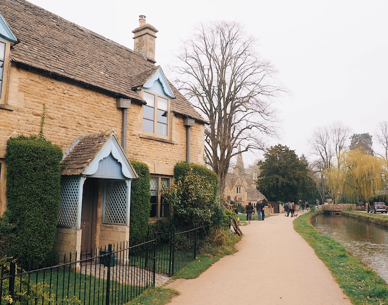 Best places to visit in The Cotswolds - Lower Slaughter