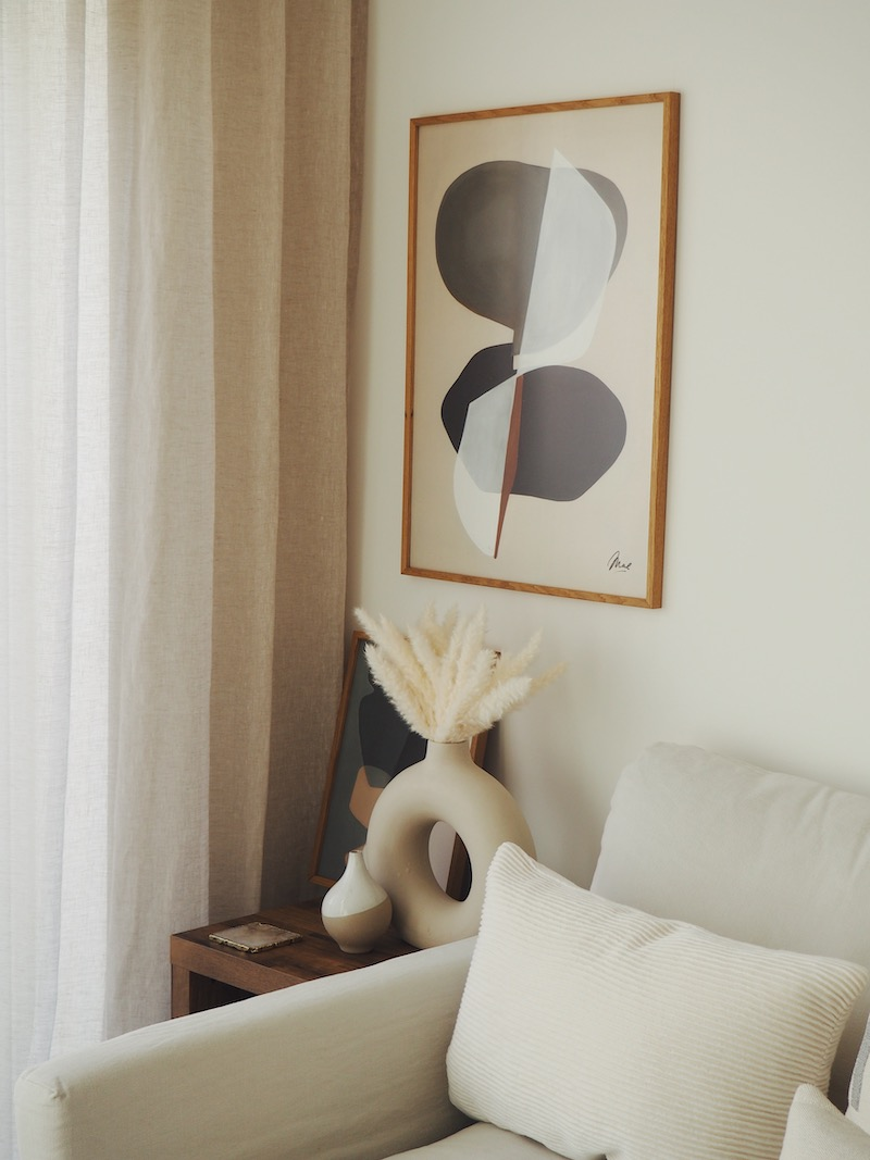 Scandi style art from Paper Collective
