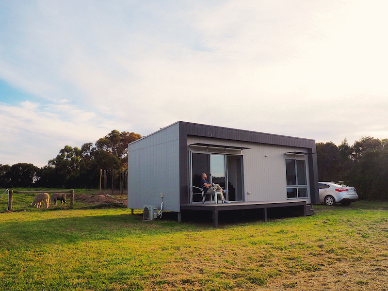 Bimbadeen Eco Farm Retreat - quirky accommodation in Melbourne and Victoria