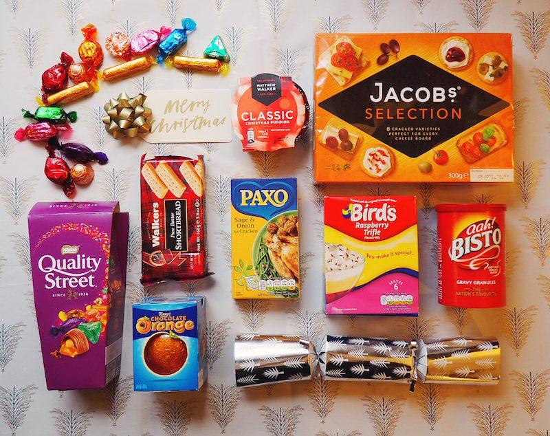 brit kit christmas selection