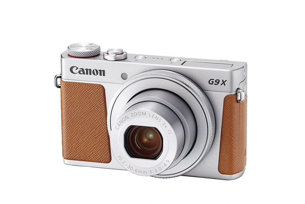 best travel camera - Canon Powershot G9X Mark II