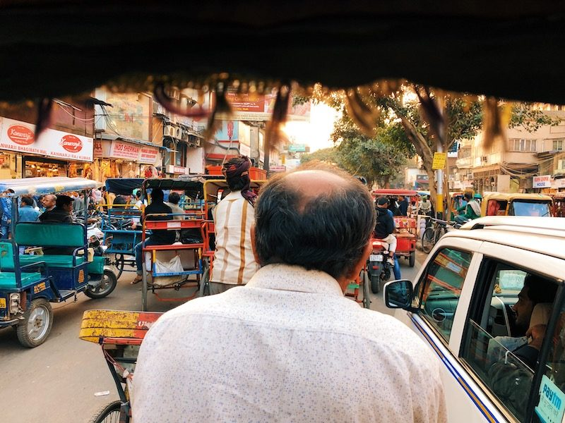 A Tale Of Two Delhis – Contrasting Experiences As A Female Traveller in Delhi