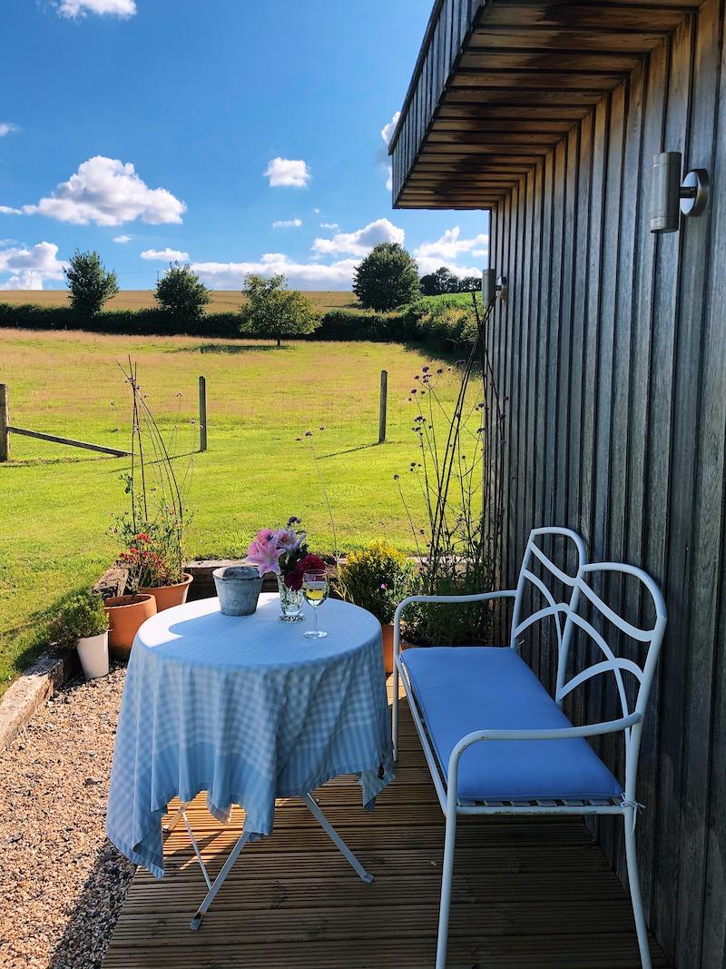 Cruxon studio Airbnb Dorset