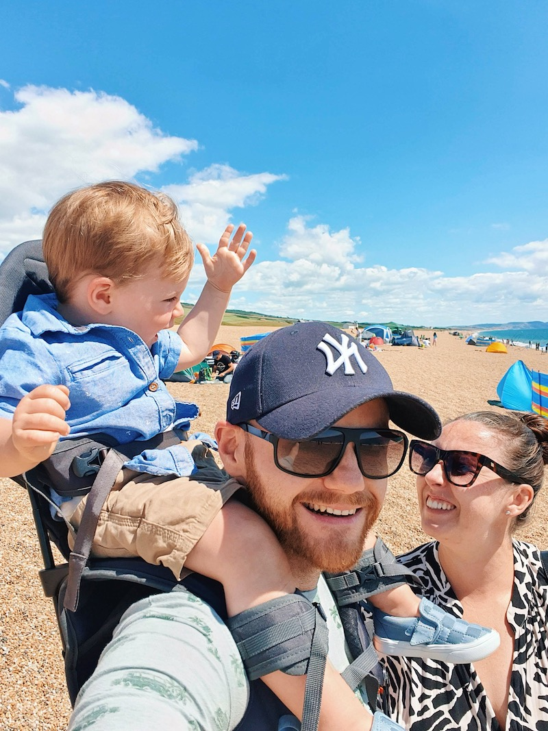 Our Dorset family holiday