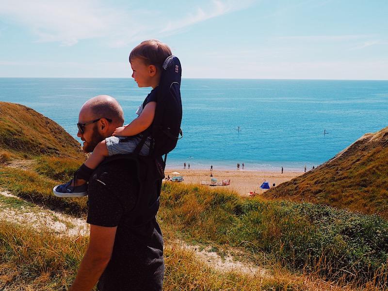 MiniMeis shoulder carrier in Dorset