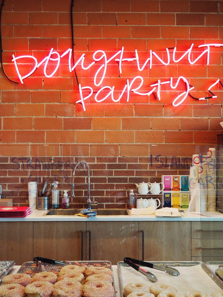 Doughnut Party Edmonton