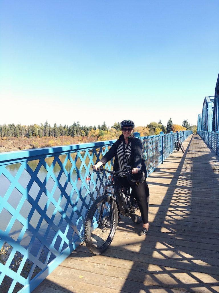 E-bike Edmonton