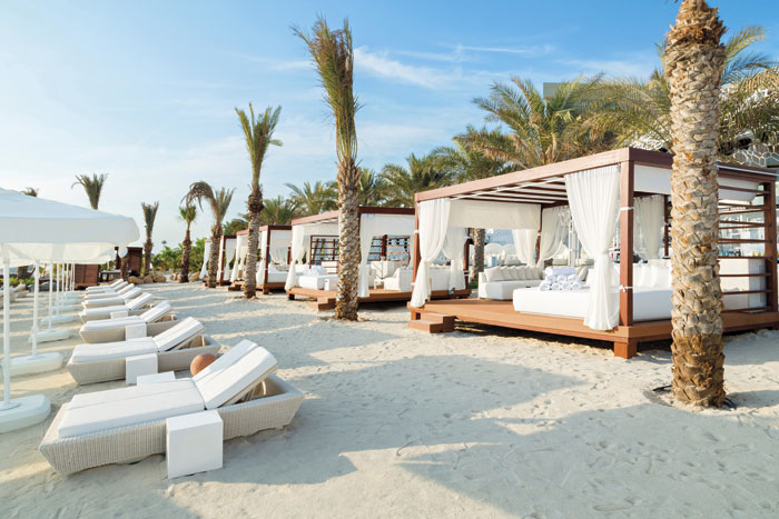Eden Beach Club at Rixos