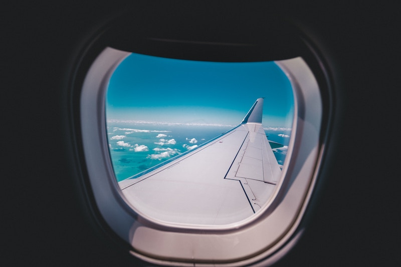 flying long haul