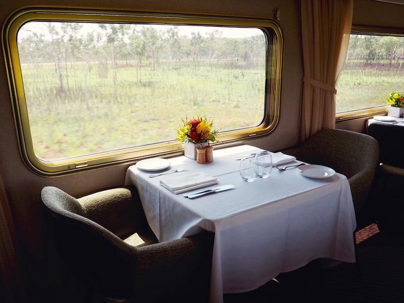 Journey on board The Ghan - Australia's Iconic Railway