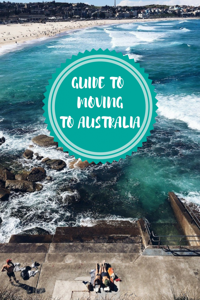 guide to moving to australia