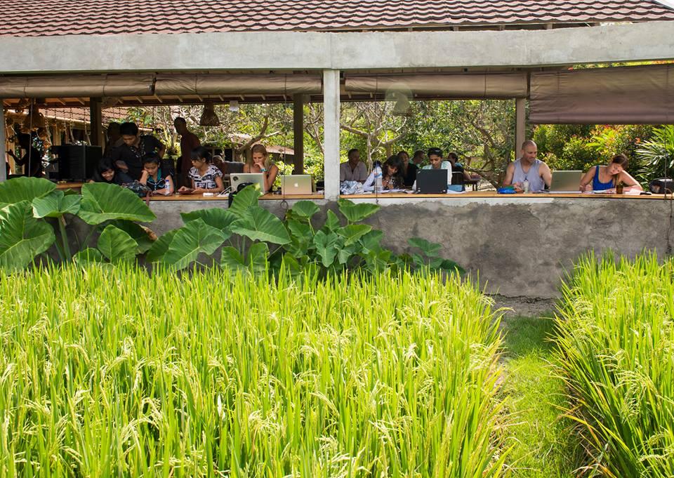 Hubud: Ubud Coworking Community Space