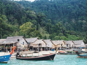 The Unspoiled Thai Islands: Sea Gypsies & Snorkelling In The Surin Islands