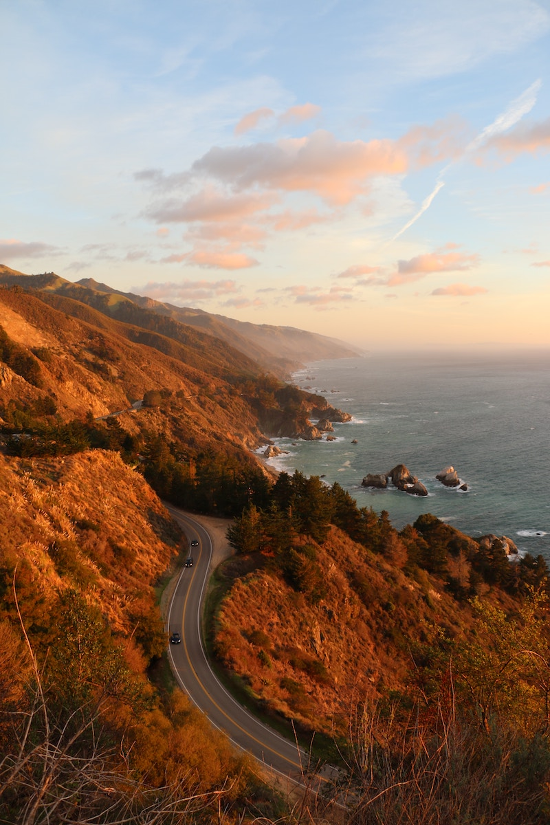 famous filming locations in california