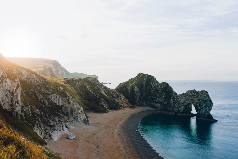 Toddler friendly holiday destinations in the UK include Dorset