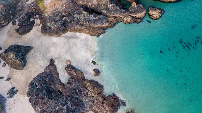Kynance Cove by MV