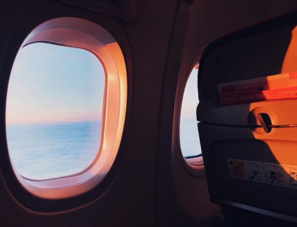 tips for flying long-haul with a baby
