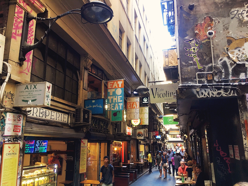 Budget guide to Melbourne