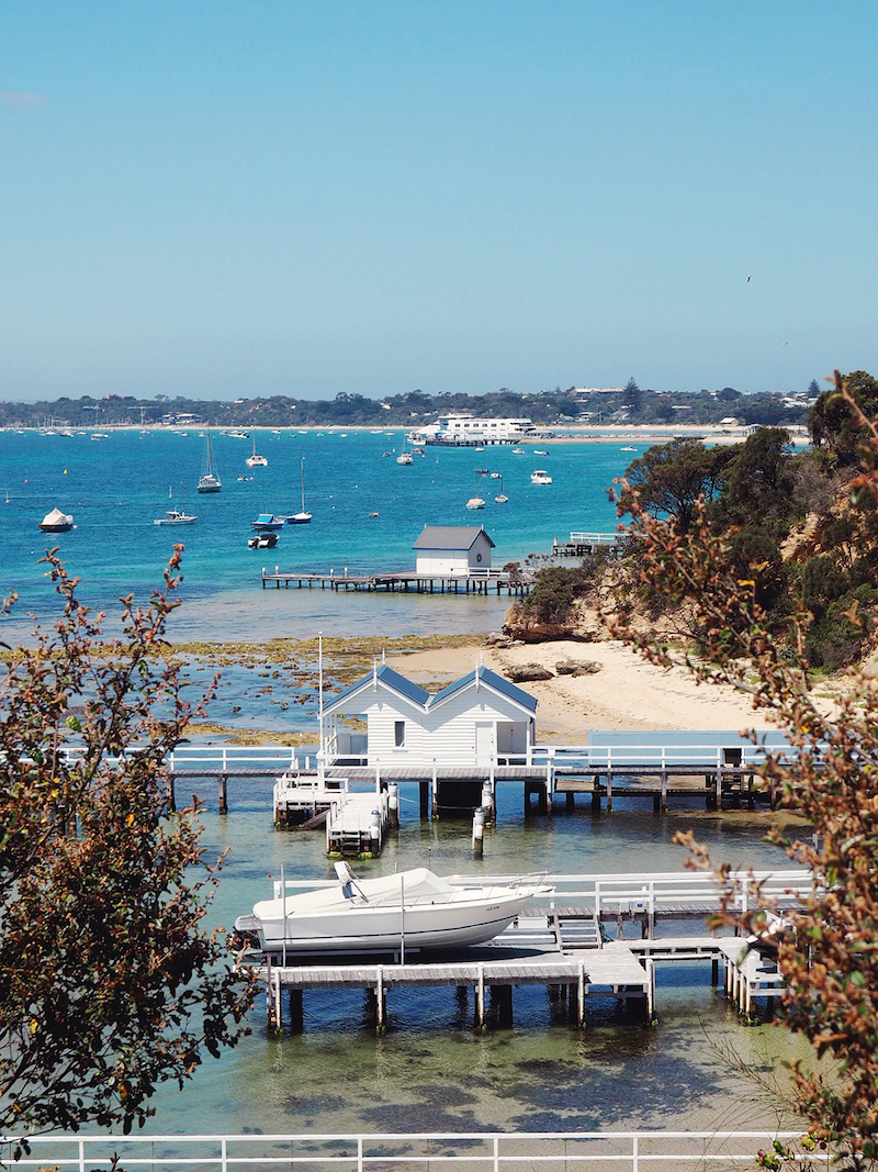 Chic weekend escape on the Mornington Peninsula