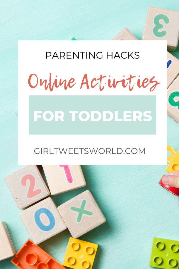 Online baby classes and interactive fun for toddlers