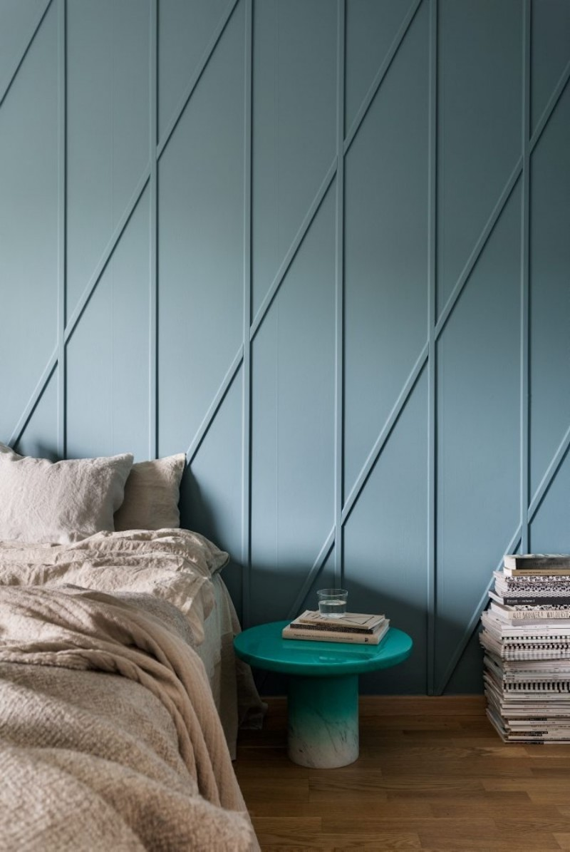How to add character to a new build house - Panelling by Hannah Trickett