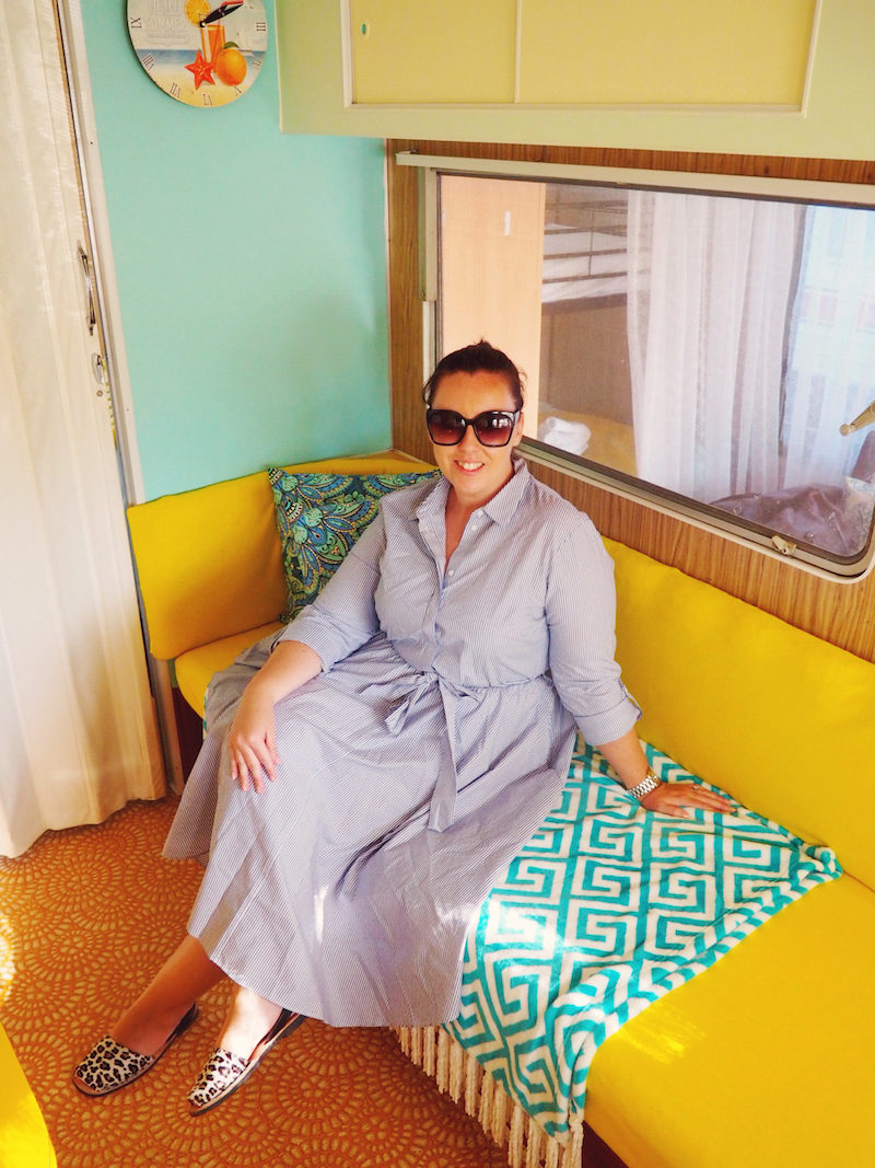 Our Stay In A Retro Glam Caravan On The Mornington Peninsula