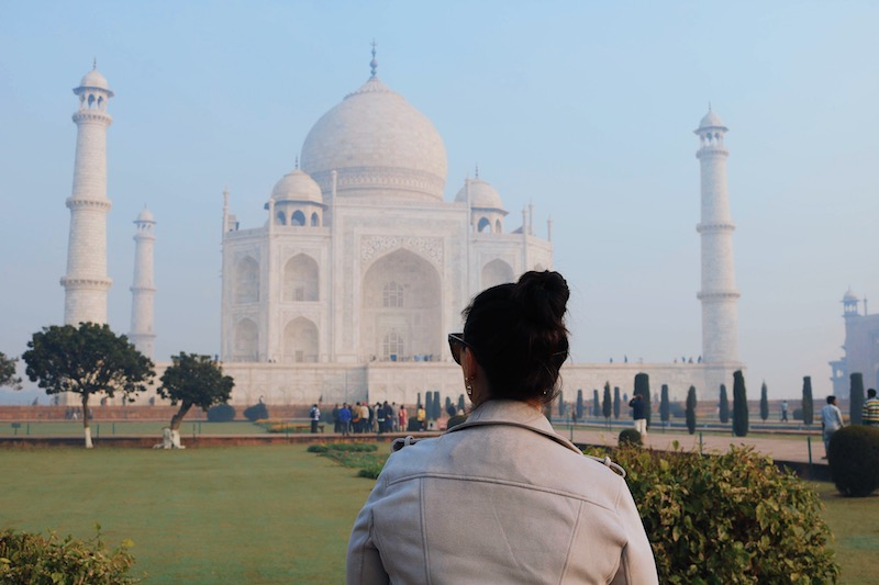 Tips for visiting and photographing the Taj Mahal