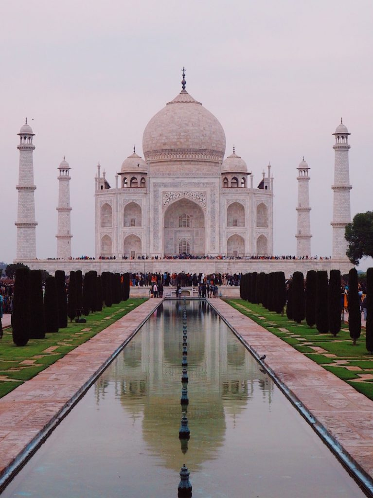 Tips for taking photos at the Taj Mahal
