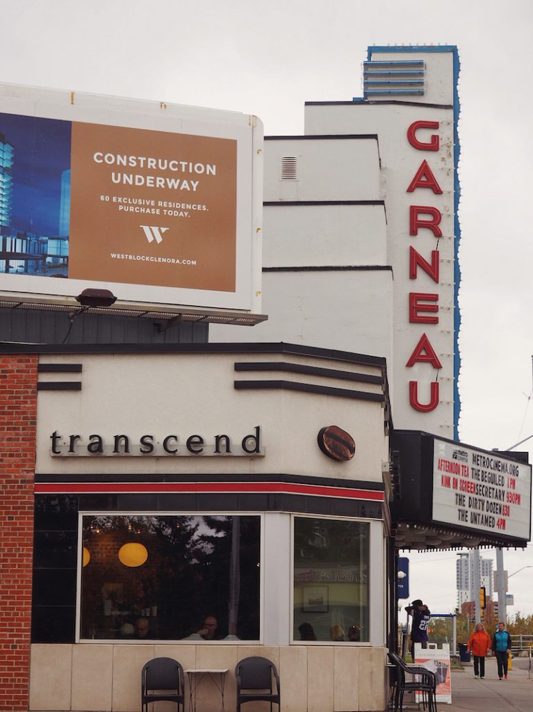Transcend Coffee Edmonton