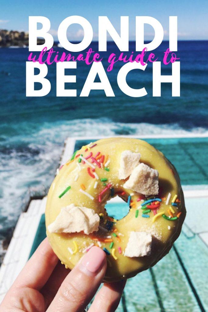 Ultimate guide to Bondi Beach, Sydney