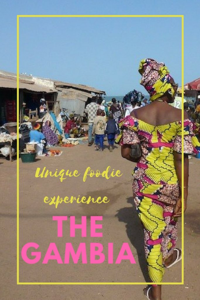 Unique foodie experience in The Gambia - Gambian cookery class with Ida
