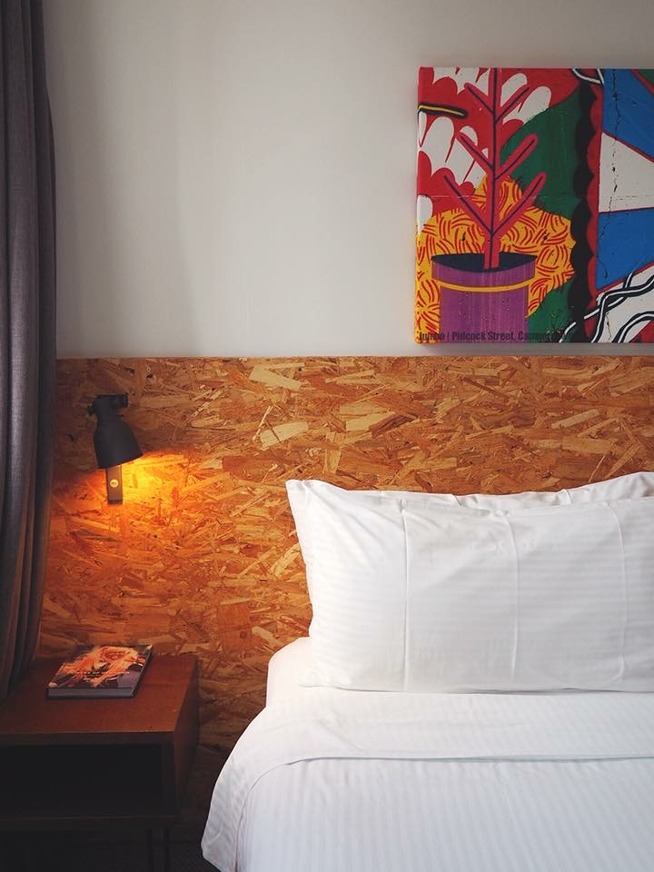 Where to stay in Sydney - Urban Newtown Boutique Hotel
