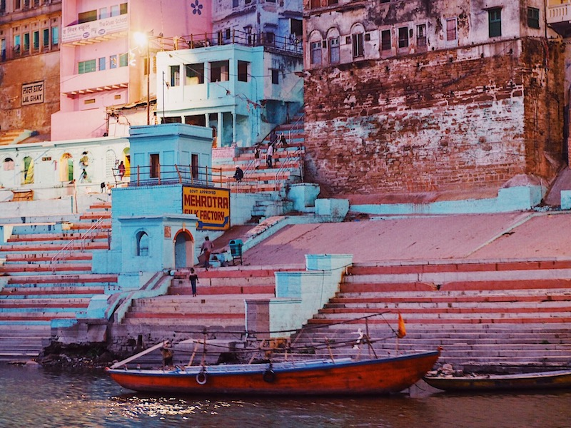Visiting Varanasi & River Ganges – India's Holy City That Moved Me ourtravelhome.com